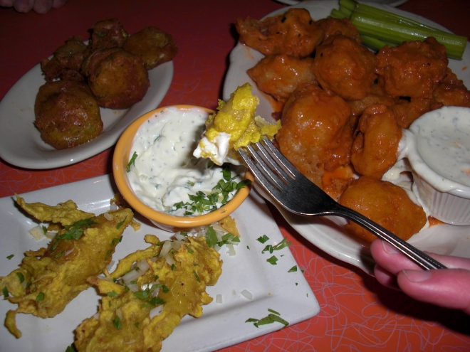 Golden West appetizers