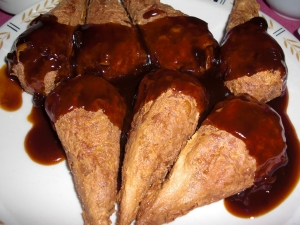 """chicken"" drumsticks"