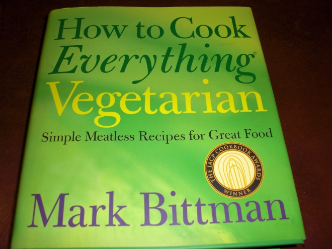 <em>How to Cook Everything Vegetarian </em>