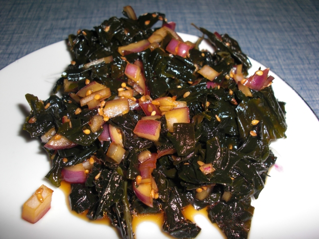 Seaweed Salad from <em> How to Cook Everything </em>