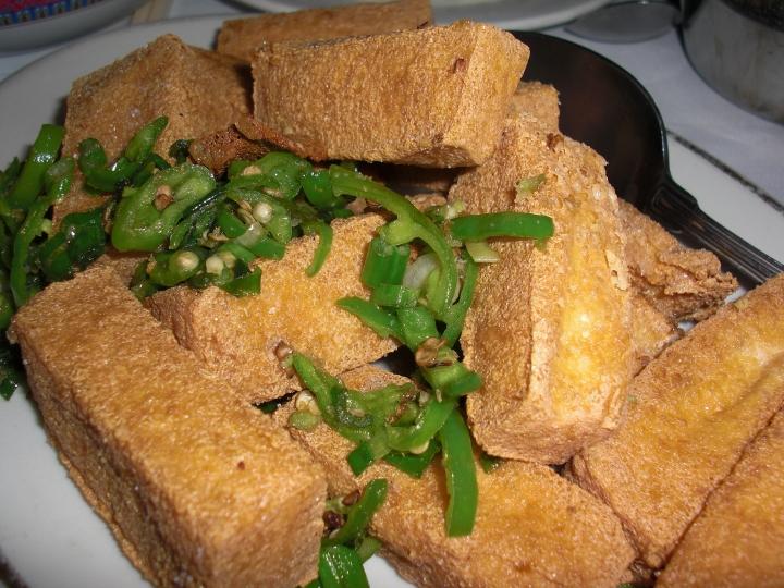 Salt-Baked Tofu