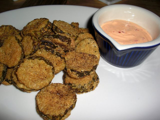 Fried Pickle Chips!