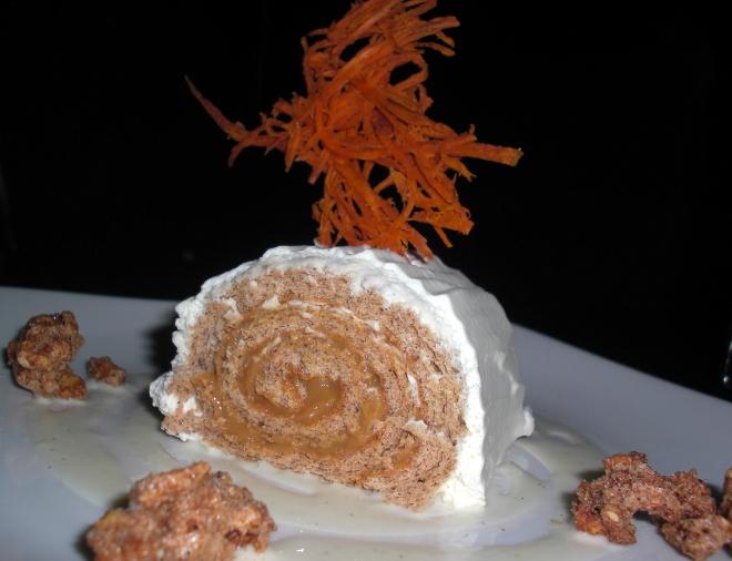 Dulce de Leche spice cake