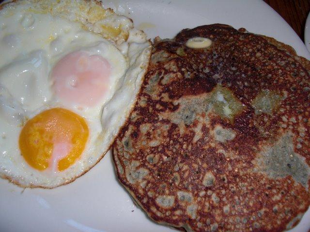 Blue Corn Pancakes