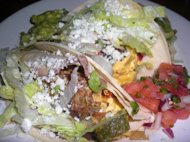 Tacos Bruncheros