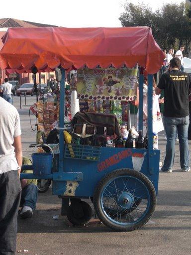 Snack Cart