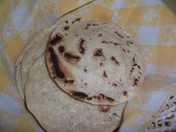Corn Tortillas