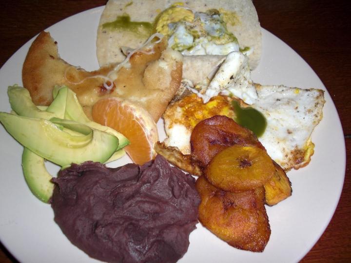Guatemalan brunch