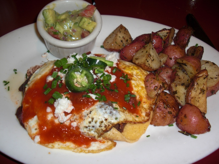 Hacienda Eggs
