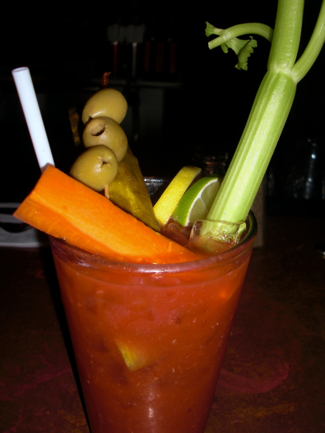 Abbaye Bloody Mary