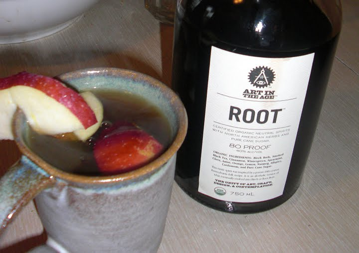 Mulled Cider and Root