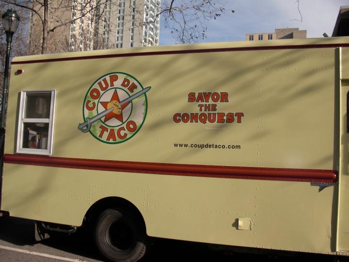 Coup de Taco truck