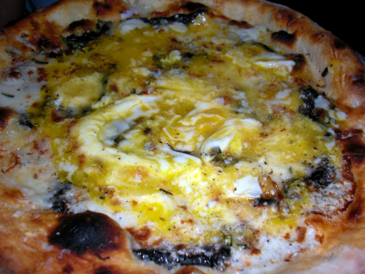 Tartufo Pizza
