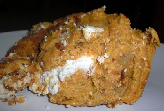 Sweet Potato Spoon Bread | Veggicurious