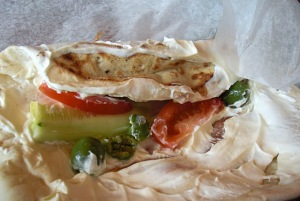 Manakeesh Lebanese Bakery